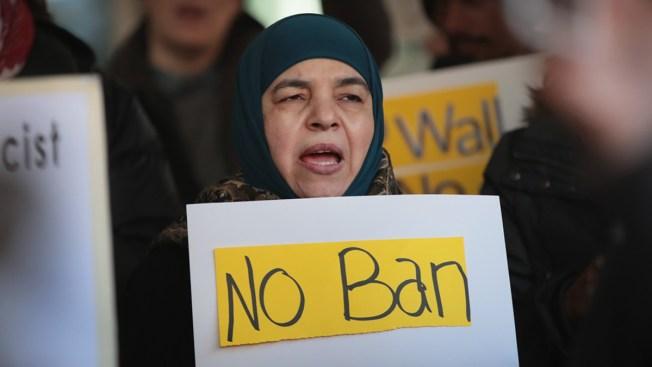 Veto migratorio de Trump llega a corte de apelaciones