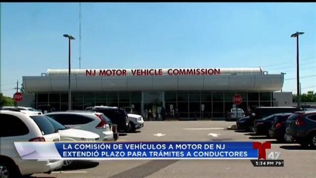 Dmv de nj extiende plazos para renovar licencias for Motores y vehiculos nj
