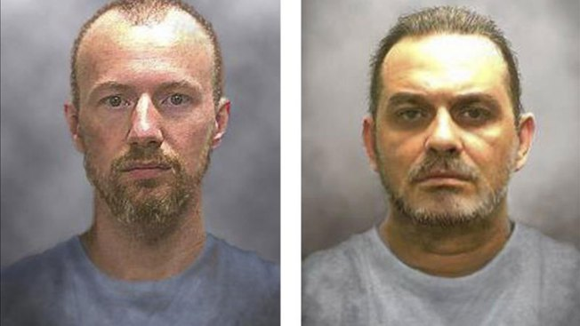 Hallan en cabaña ADN de presos fugitivos