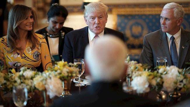 No habrá muro este año, dice Trump
