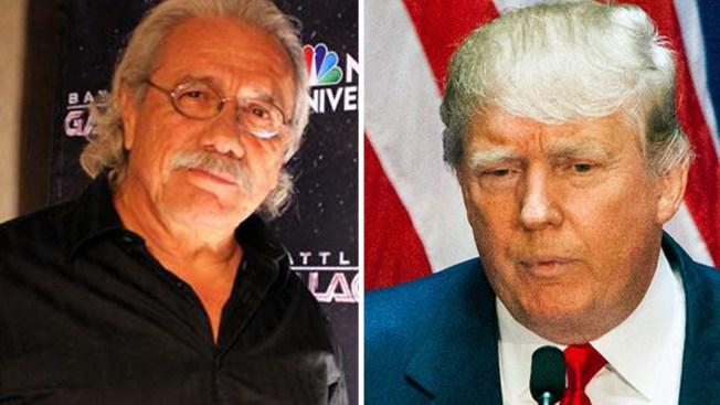 Edward James Olmos pide boicot a Donald Trump