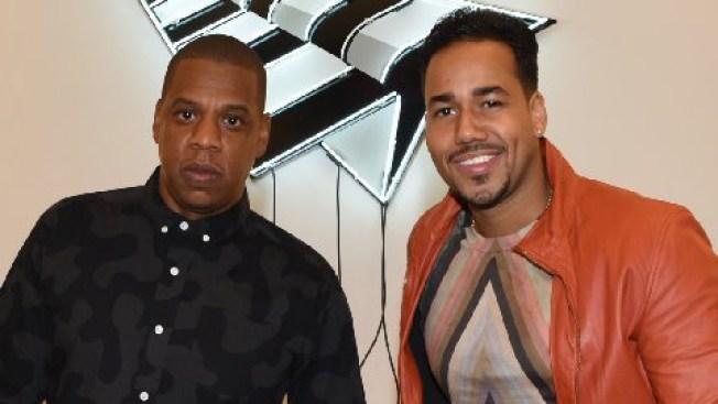 Romeo agradece a rapero Jay Z tras histórica unión
