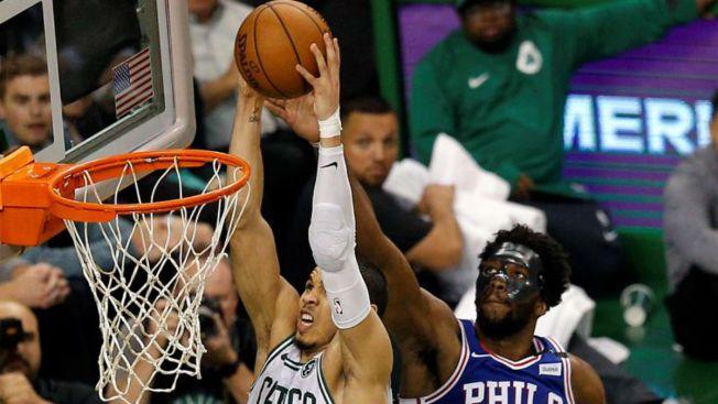Tatum encabeza exhibición de Celtics ante Sixers
