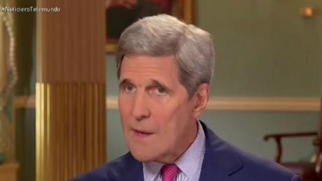 John Kerry cree en una reforma migratoria