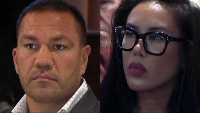 Levantan suspensión a boxeador que besó a reportera sin su consentimiento