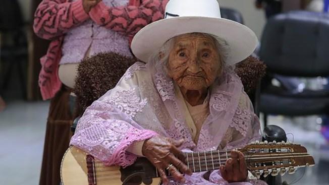 Mamá Julia, la más longeva de Bolivia, muere a dos meses de cumplir los 119 años