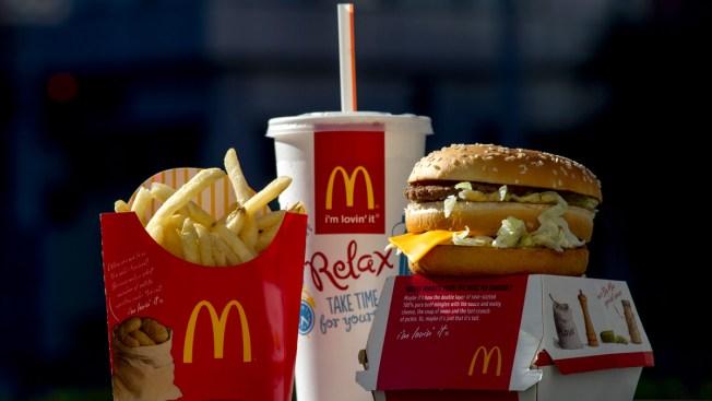 McDonald's abrirá 1.300 restaurantes en China en los próximos cinco años