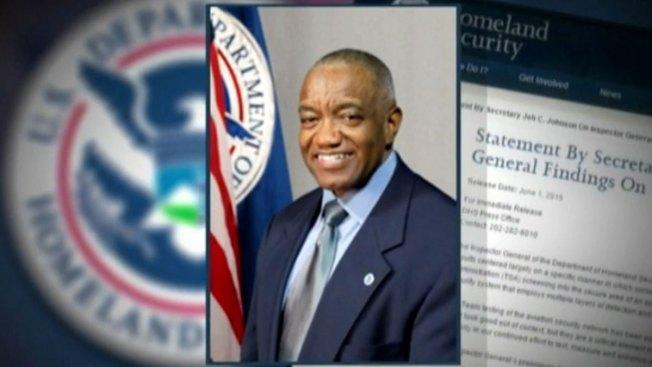 Reubican a líder de TSA tras fallas de seguridad