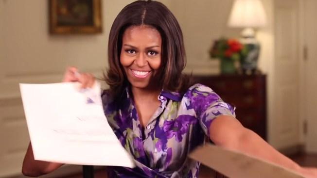 Familia Obama permite fotos en Casa Blanca