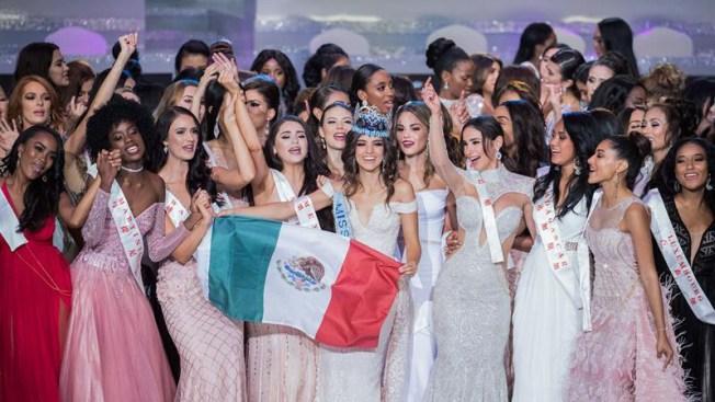 México logra su primera corona Miss Mundo gracias a Vanessa Ponce de León