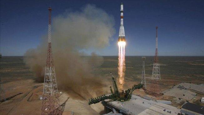 Nave espacial rusa se desintegra sobre el Pacífico