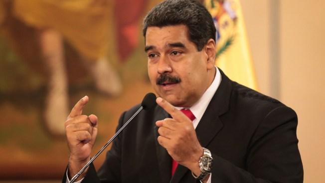 EEUU niega participación en presunto ataque contra Maduro
