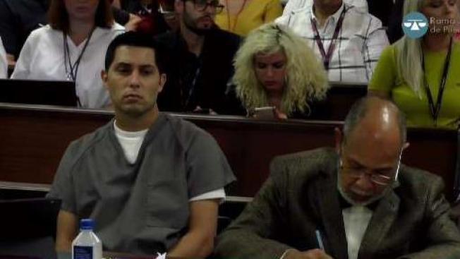 """""""No culpable"""", así se declaró Jensen Medina"""