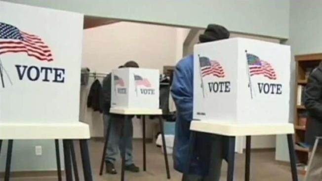 Los votantes de Nueva Jersey acuden a las urnas en primaria para elegir a los candidatos a la Asamblea estatal