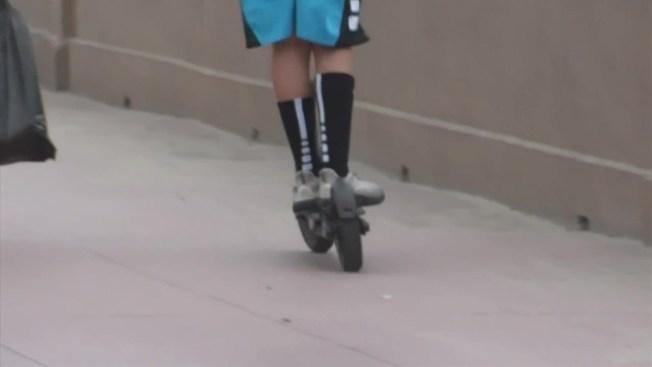 Residentes cuestionan nuevas restricciones para los scooters