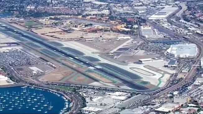 Dos aeropuertos en San Diego reciben subsidios federales para mejorías