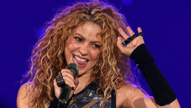 Shakira estará en inauguración de juegos en Barranquilla