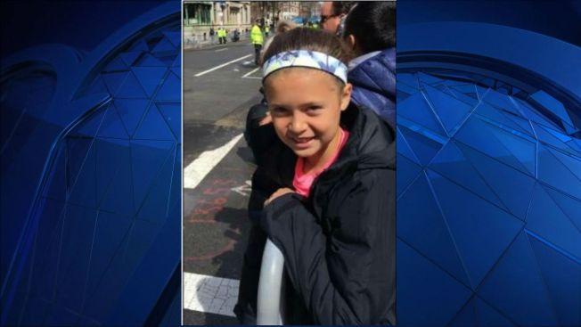 Encuentran niña que estuvo desaparecida en Maratón de Boston