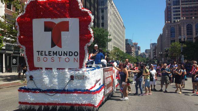 Telemundo celebra en el Festival Puertorriqueño de Massachusetts