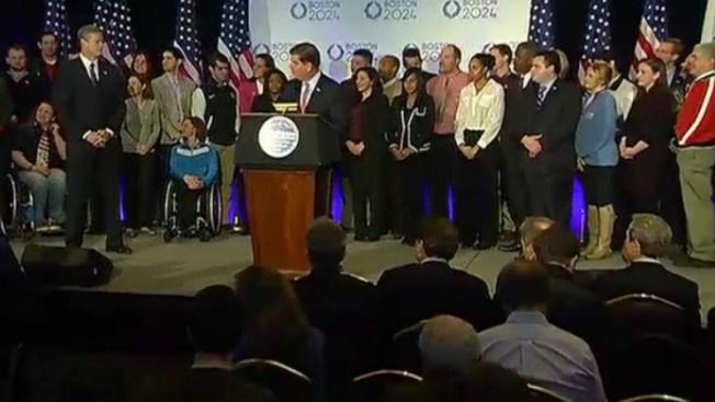 Walsh: #Boston2024 no dejaría deuda olímpica