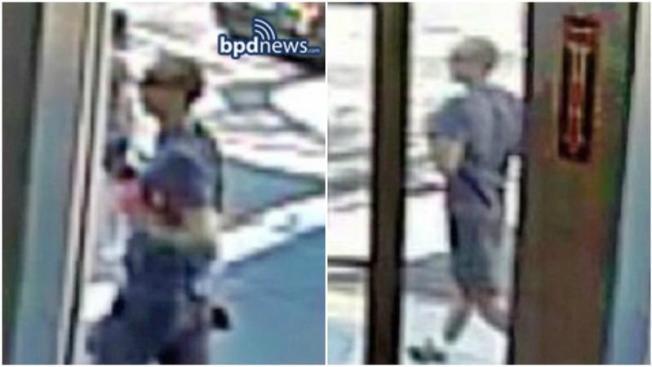 """Policía difunde fotos en caso del """"levanta-faldas"""""""