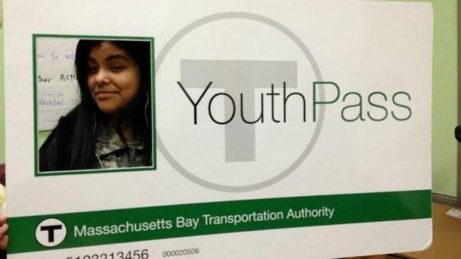 Boletos del MBTA a bajo costo para jóvenes