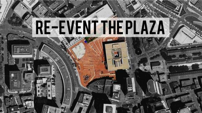 ¿Tu evento en la Plaza de la Alcaldía de Boston?