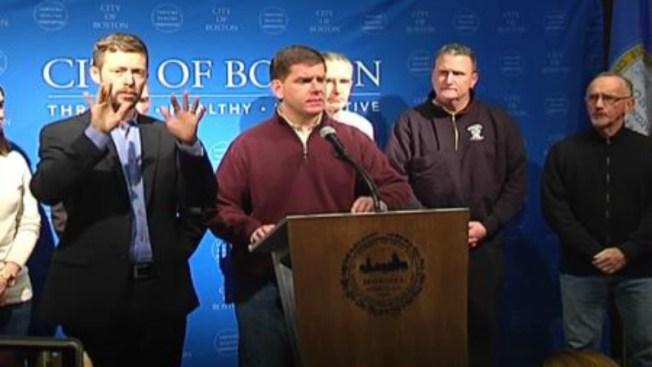 """Boston removerá nieve y derretirla en """"granjas"""""""