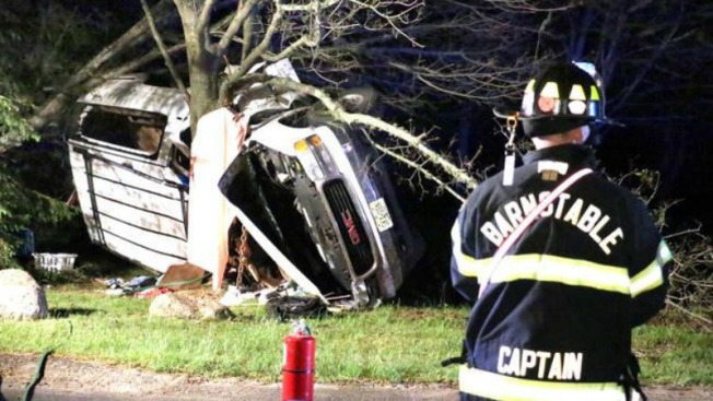 Un muerto tras brutal accidente en Cape Cod