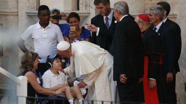 En vivo: el Papa Francisco en Holguín, Cuba