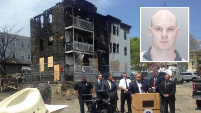 Pirómano en serie causó incendio en Lawrence