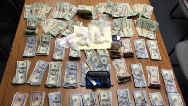 Arrestados presuntos traficantes de heroína