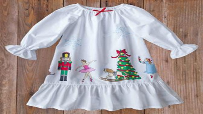 Retiran del Mercado  pijamas de niños de la marca Eleanor Rose
