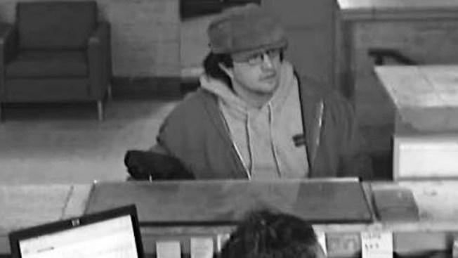 """""""Deme más dinero"""", exigió autor de robo bancario"""