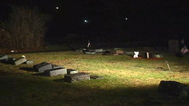 Indignación: 67 tumbas son blanco de vandalismo
