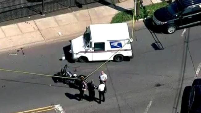 Camión del correo mata a niña de 2 años en NJ