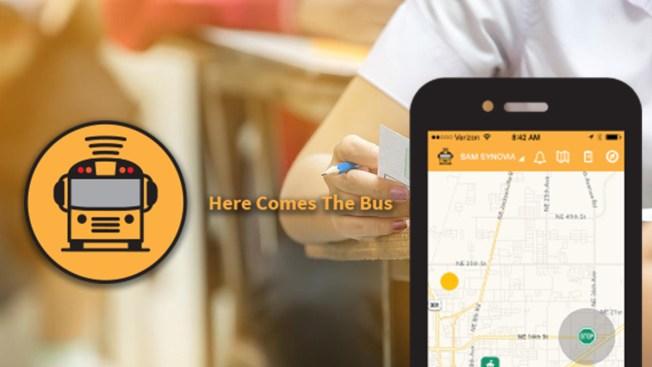 Aplicacion Permite Rastrear Autobuses Escolares En El