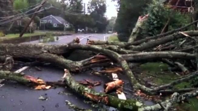 Tormentas dejan devastación en nuestra área