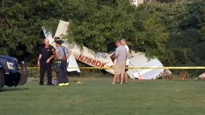 Avioneta de la Guardia Costera se estrella en NJ