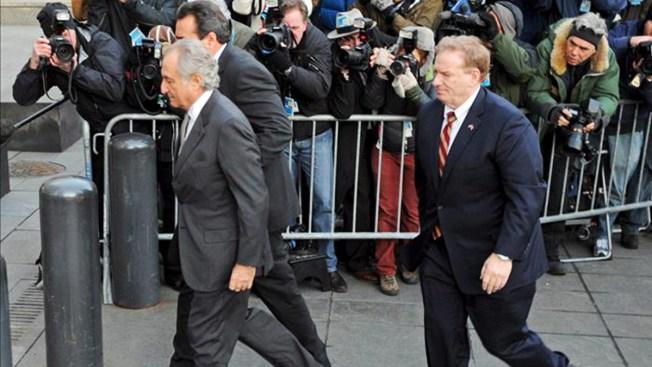 Condenan a último cómplice de Bernard Madoff