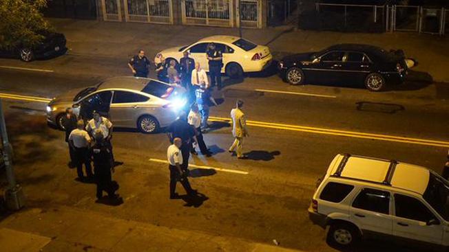 Dos heridos tras cacería policial en Brooklyn