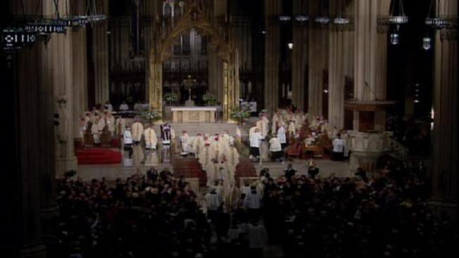 Catedral de San Patricio restaurada para el Papa
