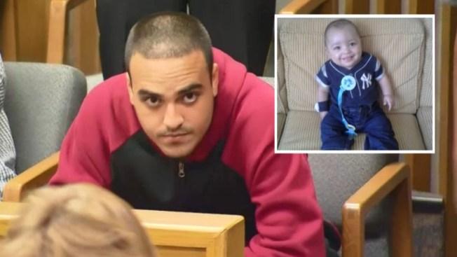 Padre preso por licor en biberón que mató a bebé