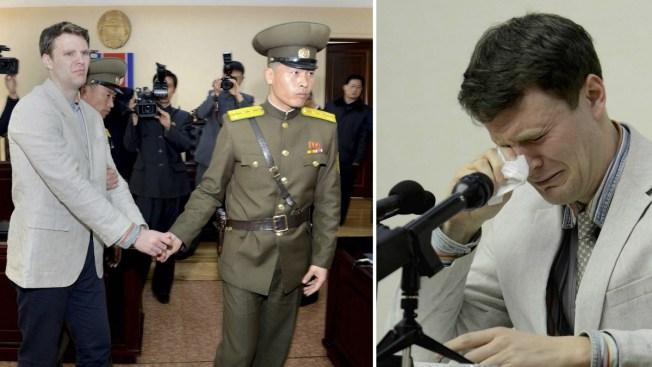 Muere estudiante estadounidense que fue mantenido en cautiverio por Corea del Norte
