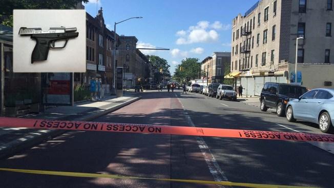 Hombre resulta herido tras ser baleado por la policía