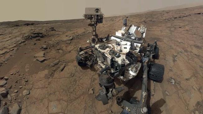 Estudio: Hallan evidencia de océano en Marte