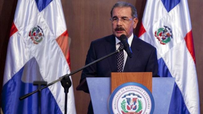 Presidente dominicano listo para viajar a NY