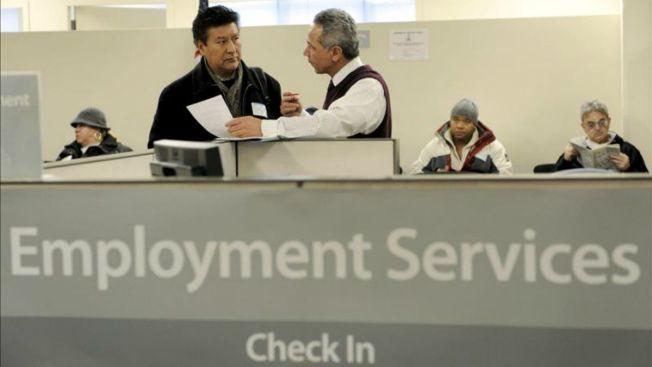 Cifra de desempleo cae a menor nivel en 7 años