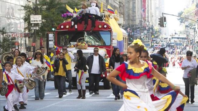 Esencias latinas se toman la Quinta Avenida
