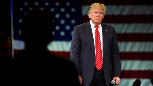 Trump dona $100,000 al memorial de 11-S de Nueva York